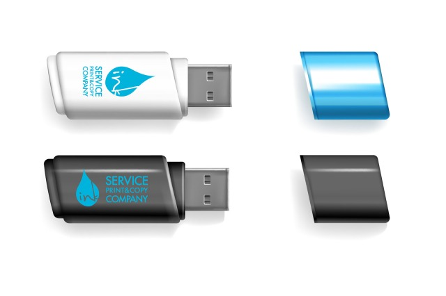 Printing on USB kuwait