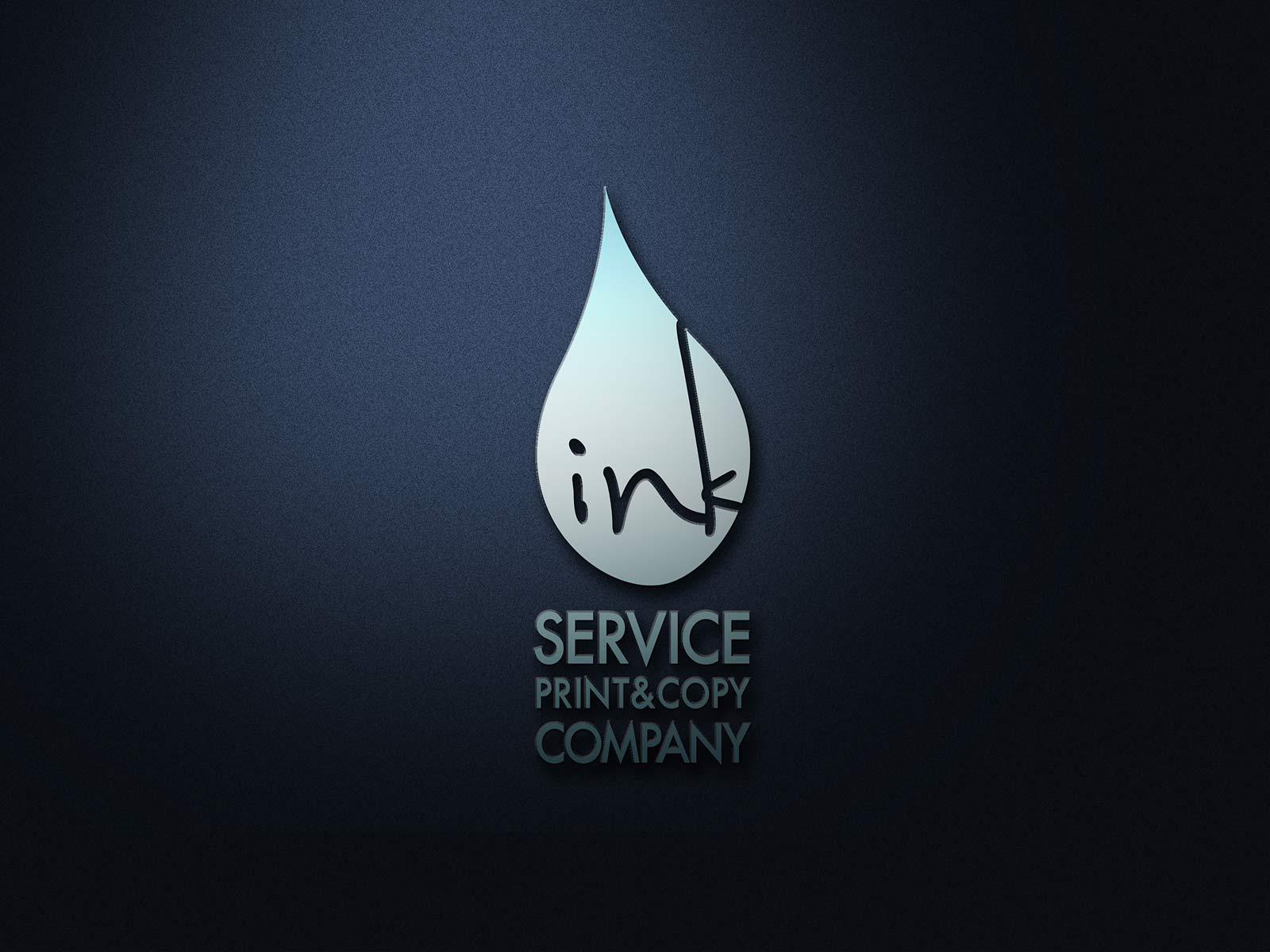 inkservice branding brand persona brand identity kuwait - logo design service