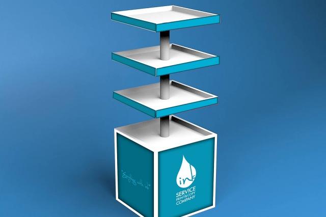 wooden acrylic display stand kuwait