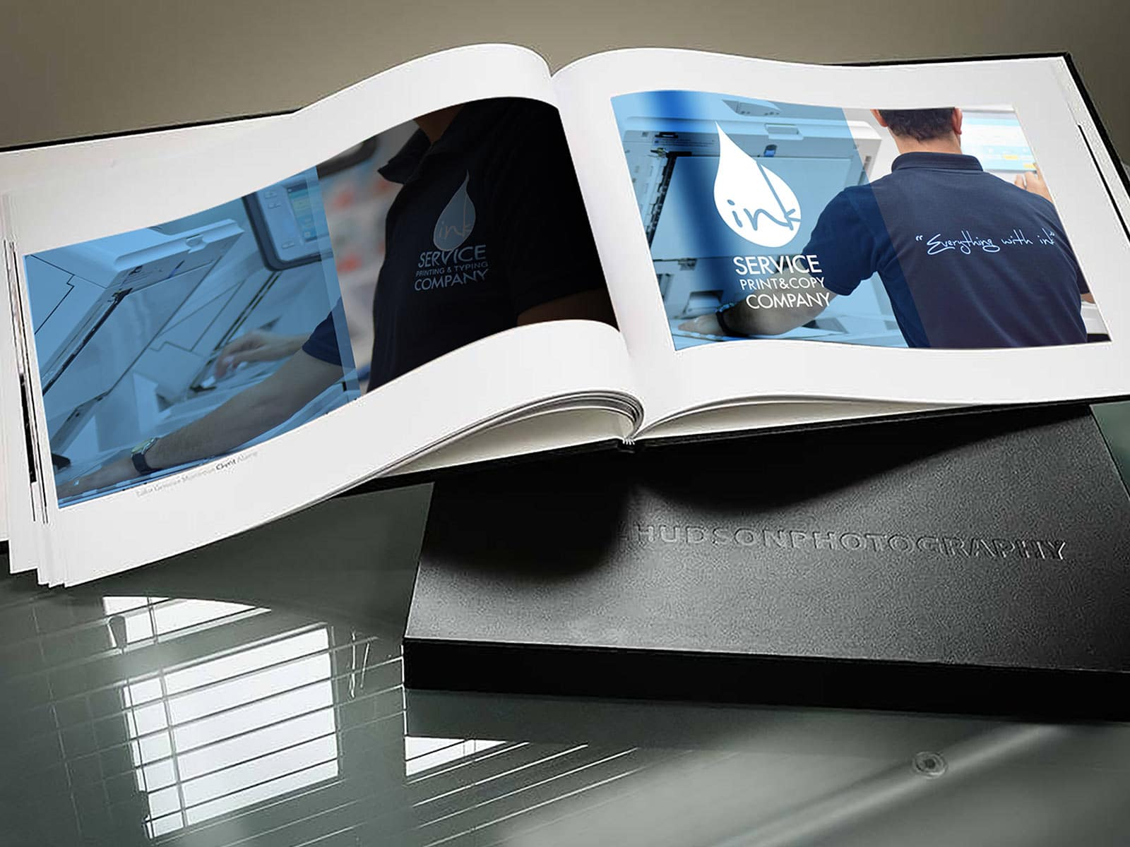 album printing Kuwait inkservice